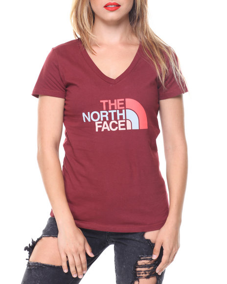 The North Face - S/S HD V-neck Tee