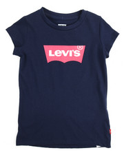 Levi's - S/S Batwing Tee (4-6X)