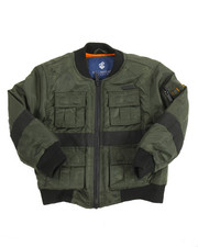 Boys - Bomber Jacket (4-7)