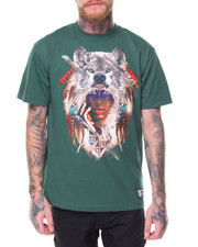 Summer-Mens - S/S She Wolf Tee
