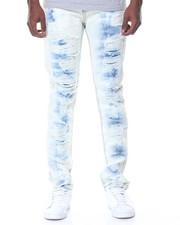 Buyers Picks - Rips Tie Dye Jeans