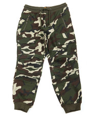 Sweatpants - French Terry Moto Jogger (8-20)