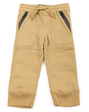 Arcade Styles - Stretch Twill Jogger (2T-4T)