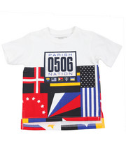 T-Shirts - S/S Parish City Blocks Graphic Tee (4-7)