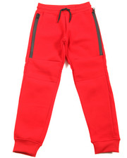 Bottoms - Waterproof Zipper Fleece Jogger (8-20)