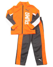 Puma - 2 Piece Track Long Set (4-7)