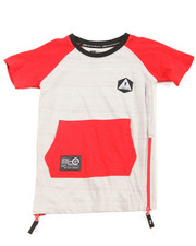 LRG - S/S Alpha Decay Elongated Tee (4-7)