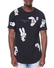 Men - Tiny Bunnies Tee