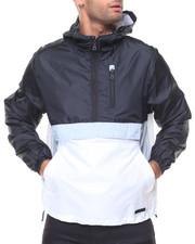 WT02 - Hooded Anorak Jacket