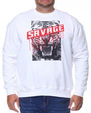 Men - L/S Savage Sweatshirt (B&T)