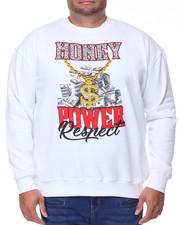Pullover Sweatshirts - L/S Money Power Respect Sweatshirt (B&T)