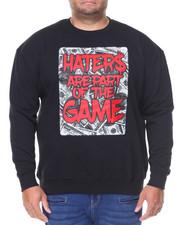 Pullover Sweatshirts - L/S Haters Sweatshirt (B&T)