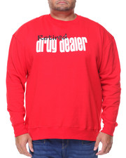 Men - L/S Retired Drug Dealer Sweatshirt (B&T)