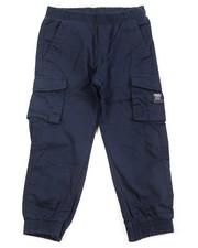 Sweatpants - Parish City Blocks Twill Jogger Pants (4-7)