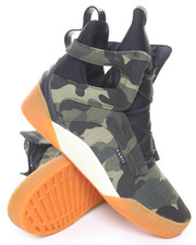 Radii Footwear - Prism Army Camo High Top Sneaker