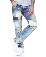 AKOO - Prep Jeans