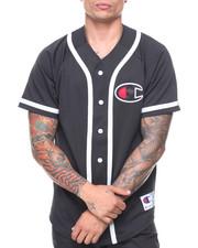 "Champion - ""C"" Logo Baseball Shirt"