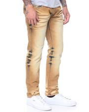 Men - Overdye Denim Jeans