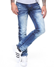 Straight - Overdye Denim Jeans