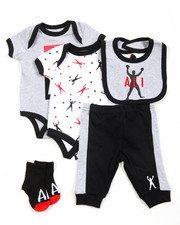 Infant & Newborn - 5 Piece Short Set (Infant)