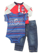 Infant & Newborn - Rw King 3 Piece Set (Infant)