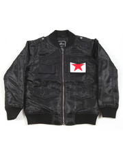 Born Fly - Lightweight Twill Bomber Jacket (8-20)