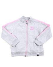 Activewear - Puma Track Jacket (4-6x)