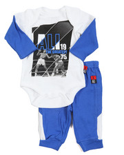 Sets - Bodysuit & Pant Short Set (Infant)