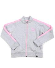 Girls - Puma Track Jacket (7-16)