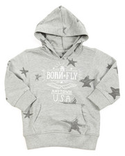 Born Fly - Loopback Hoody (2T-4T)