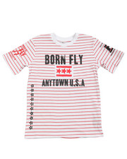Born Fly - Yarn Dyed Tee (8-20)