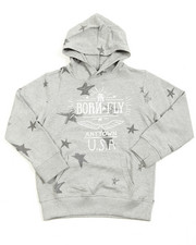 Born Fly - Loopback Hoody (8-20)