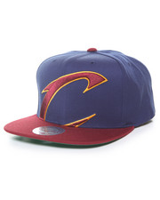 Mitchell & Ness - Cropped XL Logo Cleveland Cavaliers Snapback