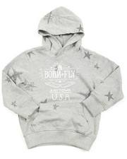 Born Fly - Loopback Hoody (4-7)