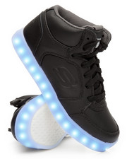 Grade School (5 yrs+) - Energy Lights Elate Mid Sneakers (Unisex)