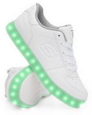 Grade School (5 yrs+) - Energy Lights Elate Low Sneakers (Unisex)