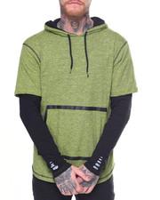Buyers Picks - Layered Sleeve Hoodie