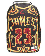 Accessories - NBA LAB James Baroque Backpack