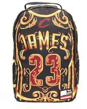 Backpacks - NBA LAB James Baroque Backpack