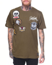 Men - Patch Tee