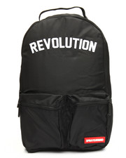 Men - Revolution Embroidered Backpack