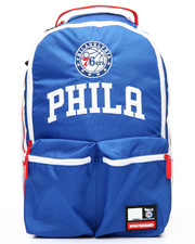 Sprayground - NBA LAB 76ers Double Cargo Backpack-2129070