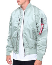 The Classic Bomber Jacket - Basic MA1 Bomber