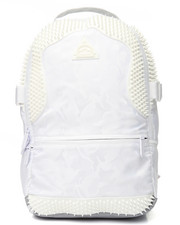 Sprayground - White Knit Camo Rubber Pypthon Backpack