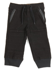 Infant & Newborn - Stretch Twill Jogger (Infant)
