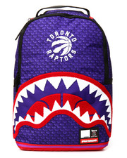 Sprayground - NBA LAB Raptors Shark Backpack