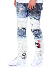 Jeans - Painted Jeans