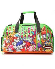 Duffel bags - 90s Slime Duffle Bag