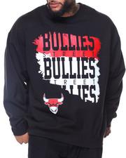 Pullover Sweatshirts - Street Bullies Sweatshirt (B&T)