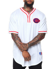 Men - S/S Cheddar Chasers Baseball Jersey (B&T)